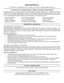 Salesperson Resume Sle by Car Resume Salesman