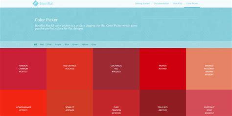 flat ui color picker 12 fresh color resources for designers