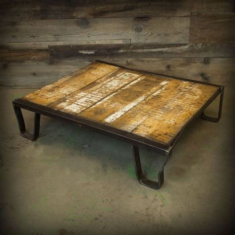 Coffee Table Pallets Industrial Pallet Rocker Coffee Table 99 Pallets