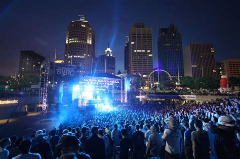 detroit house music movement music festival reveals 2015 stages schedule trapstyle