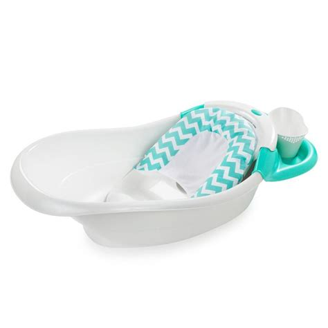 summer infant warming waterfall bath tub baby