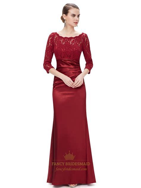 Ee  Red Ee    Ee  Lace Ee   Bodice Mother Of The Bride  Ee  Dress Ee    Length