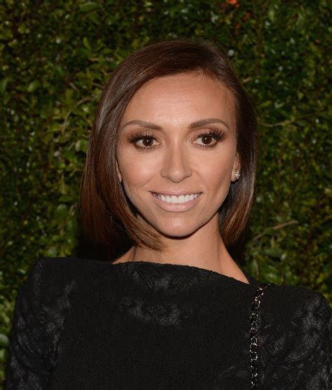 Guilanna Rancic Short Sharp Bob | giuliana rancic bob short hairstyles lookbook stylebistro
