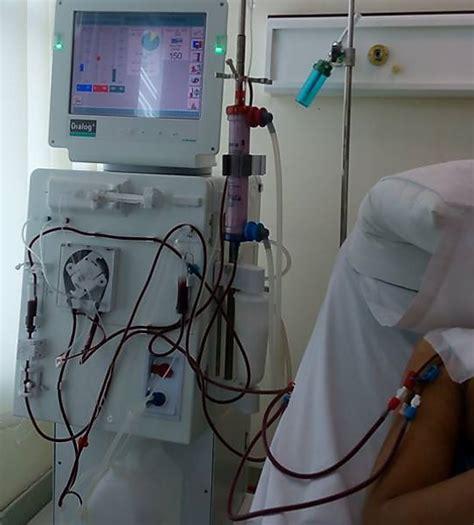 Mesin Cuci Darah Hemodialisa testimoni hemodialisis cuci darah dengan bpjs kesehatan pasien sehat