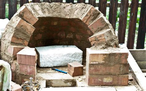 Diy Wood Fired Pizza Oven Plans Free