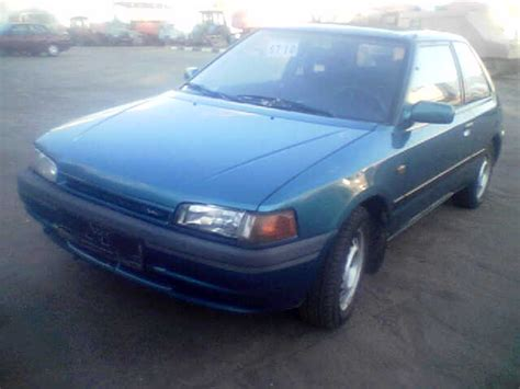 how cars run 1992 mazda 323 navigation system 1992 mazda 323 pictures 1600cc gasoline ff manual for sale