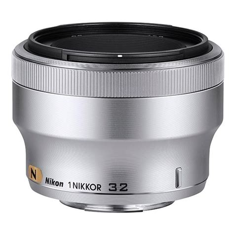 Nikon 1 Nikkor 32mm F 1 2 Silver 1 nikkor 32mm f 1 2 silver park cameras
