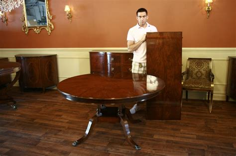 Ralph Dining Room Table by 56 To Oval Ralph Henredon Dining Table Ebay