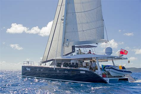 virgin island catamaran charters catsy crewed catamaran charter british virgin islands