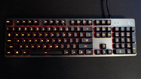 Keyboard Logitech G413 review the logitech g413 gaming keyboard is a minimalist