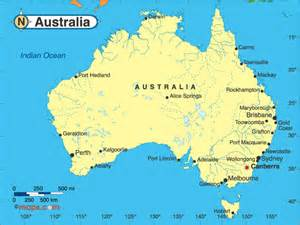 In Australia Australia