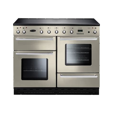 electromagnetic induction appliances rangemaster toledo 110 electric induction range cooker chagne