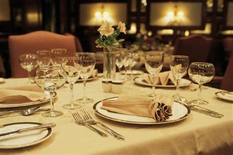 fine dining table setting fine dining table set up picture the newsblog what is fine about fine dining