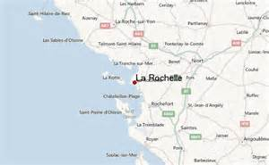 La Rochelle France Map by La Rochelle Location Guide