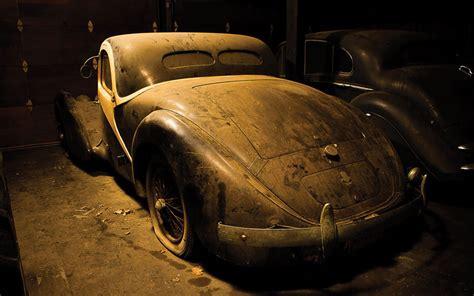 bugatti barn find bugatti barn find resurrected