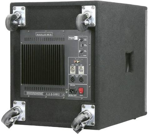 Subwoofer Aktif Rogers 8 System 21 aktiver pa subwoofer 38 cm 15 zoll mpa m a r l i s