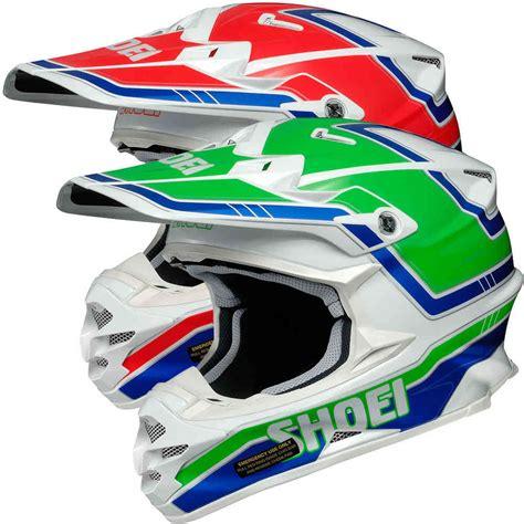 shoei helmets motocross click to zoom