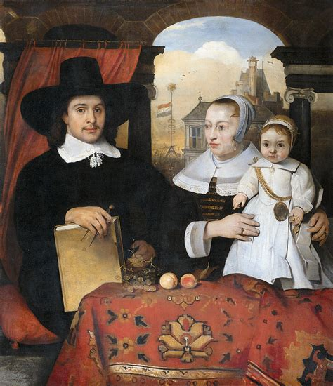 Michael Fabritius by It S About Time 1600s Families Portrayed Indoors