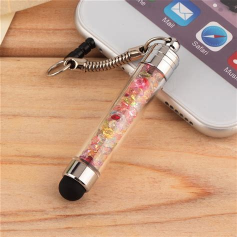 Stylus Universal Stylus Mini Universal Touch Screen luxury fashion stylus touch screen pen stylus for iphone tablet laptops