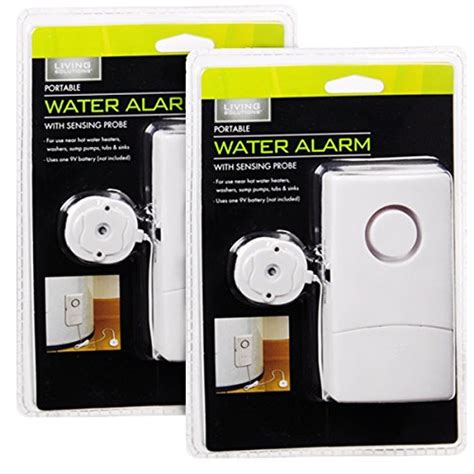 water sensors for basement 2 water alarms with sensors for floods leaks basement detector sump heater hardware tools