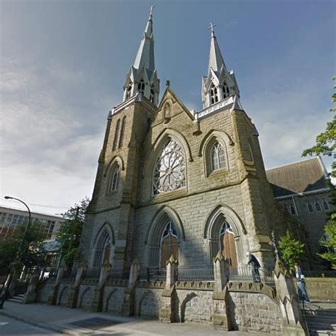 Holy Names Mba by Holy Rosary Cathedral In Vancouver Canada Maps