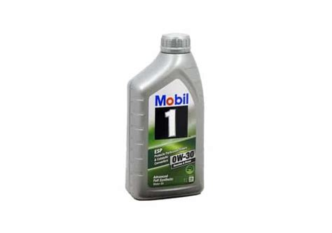 mobil 0w30 mobil 1 esp 0w30 fully synthetic motor 1 litre