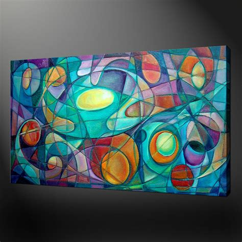 printable art canvas modern design cubism canvas wall art pictures prints 30 x