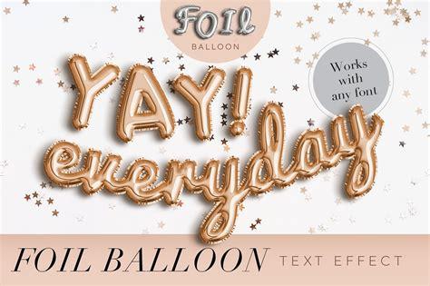 Foil Lettering Photoshop