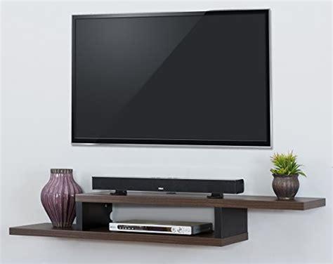 floating shelves for tv equipment 3 amazing styles
