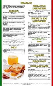 best dinner menu breakfast lunch and dinner menu italian style at melilli s in portland