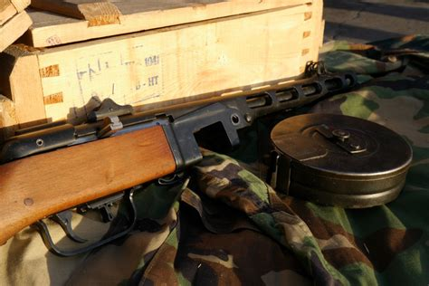 pps 43 repair section gun review ppsh 41 the truth about guns