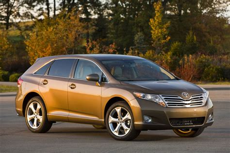 2012 Toyota Venza Reviews 2012 Toyota Venza Review Specs Pictures Price Mpg