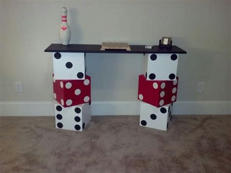 dice room pub tables rooms and dice on