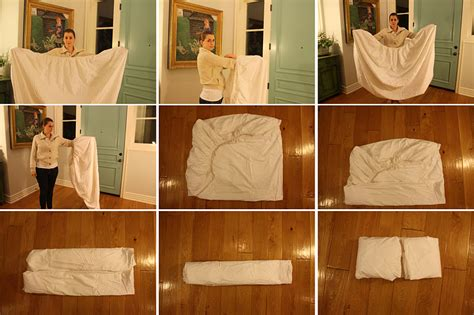 How To Fold Fitted Bed Sheets by I Lived On Wisteria Linen Closet Is