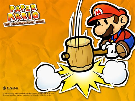 Paper Mario And The Thousand Year Door by Paper Mario 2 Images Paper Mario The Thousand Year Door