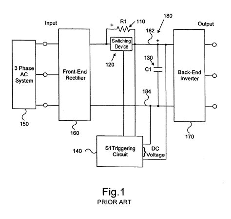 how to precharge a capacitor patent us6744644 soft start of dc link capacitors for power electronics and drive systems
