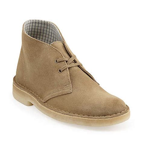 desert boot in oakwood suede womens boots from clarks