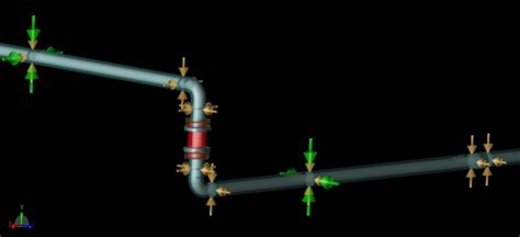 pipe stress analysis of vjp lng line with asme b31 3