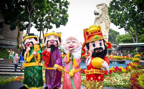 sentosa flower new year 2016 sentosa celebrates lunar new year day out