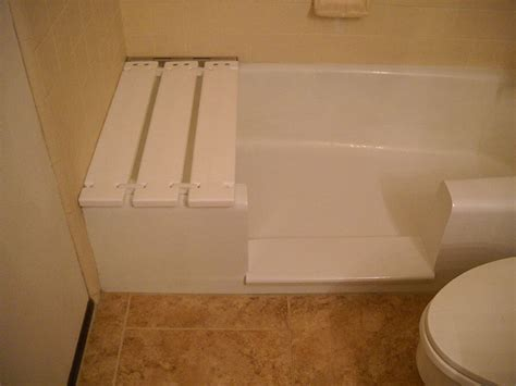 cut bathtub into shower notch cuts convertabath 174