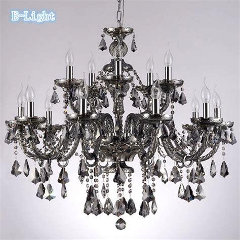 black glass chandeliers popular smoked glass chandelier buy cheap smoked glass chandelier lots from china smoked glass