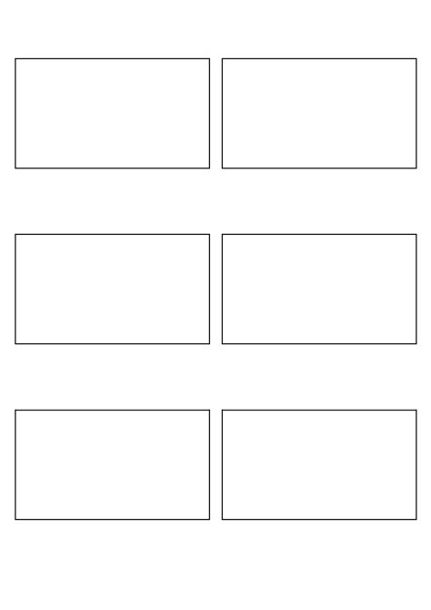 template photo storyboard template 16 9 print by gabrielbishop on