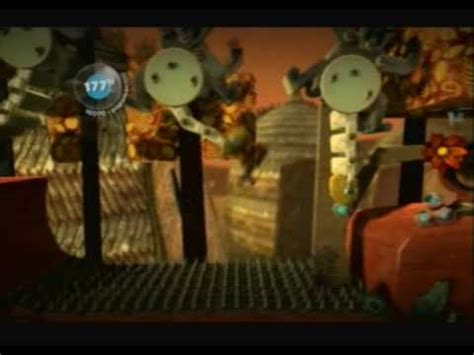 swinging safari little big planet little big planet ps3 gameplay part 5 the savannah