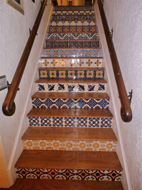 geflieste treppen bilder tiled stairs tile style