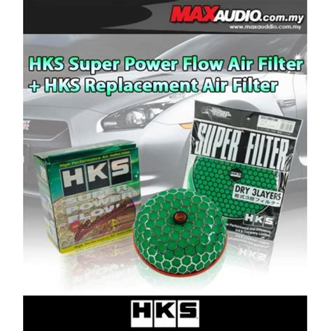 Sale Open Filter Hks hks 3 quot spf reloaded open pod air filter hks replacement sponge taiwan maxaudio my