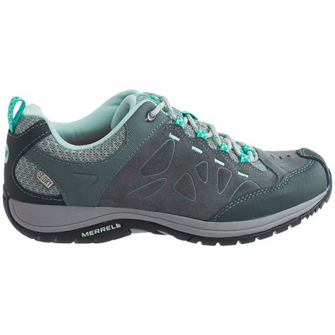 hiking shoes for merrell zeolite serge hiking shoes for save 55