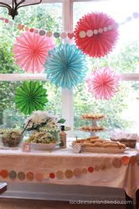 Bridal Shower Decorations by Bridal Shower Table Decorations Diy Viewing Gallery