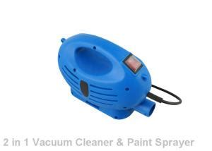 spray paint using vacuum cleaner powerful vacuum cleaner paint sprayer electric painting