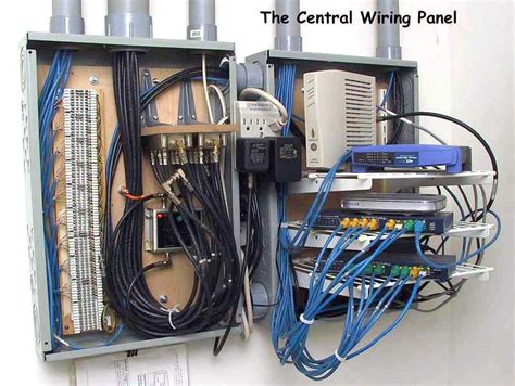 home network wiring design structured wiring how to wire your own home network