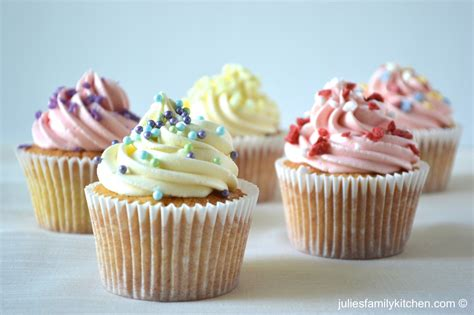 vanilla cupcakes plus dr oetker cake decorations review julie s family kitchen